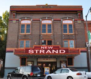 new strand theater